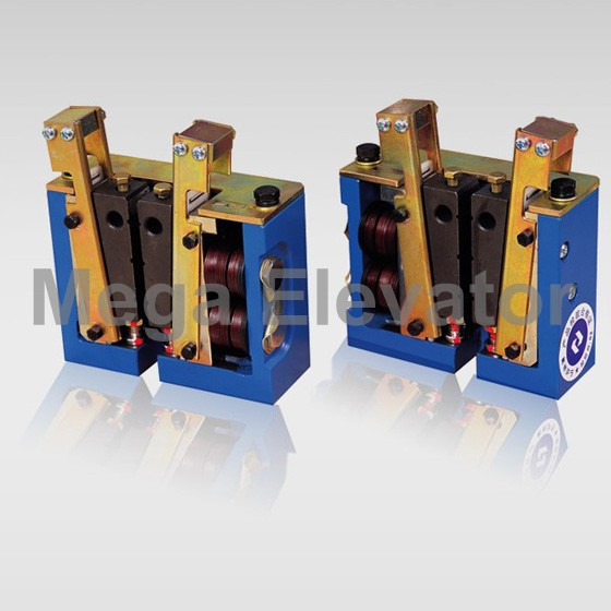 Safety Gear Elevator Parts, Safety Gear Elevator Components, Safety