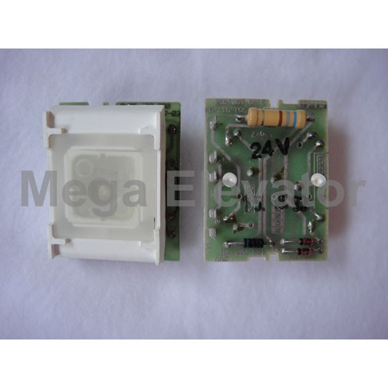 169700G01 TMS600 button