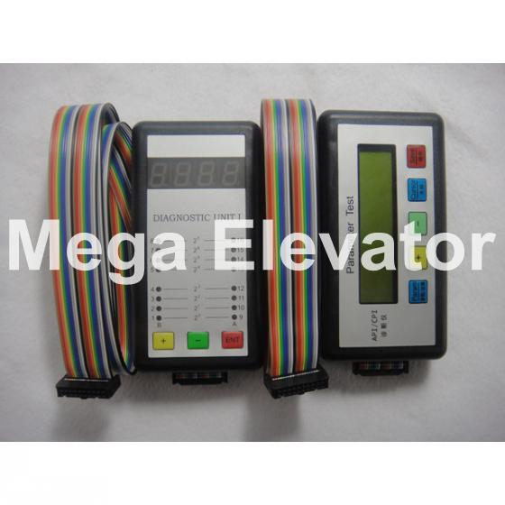 Thyssenkrupp Elevator Diagnostic Tools for MC2 Controller